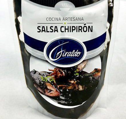 f498bb1f6 SALSA DE CHIPIRÓN 125g - Giraldo Tienda Online
